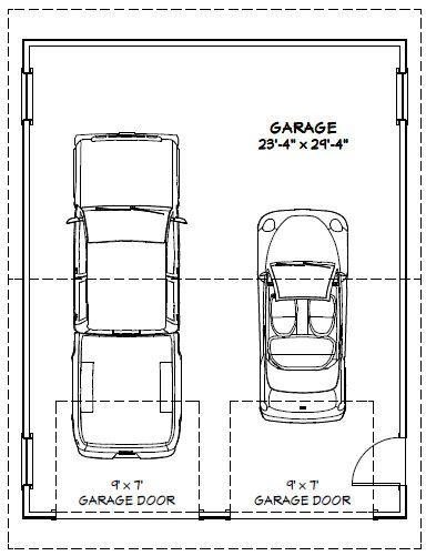 car garage    sq ft excellent floor plans also rh pinterest