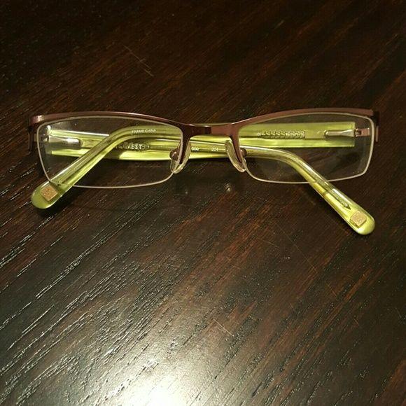 Nine West glasses Like new Nine West glasses. Frame is beautiful ...