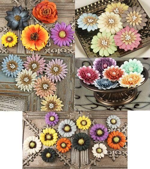 Prima Flowers Mega Pack