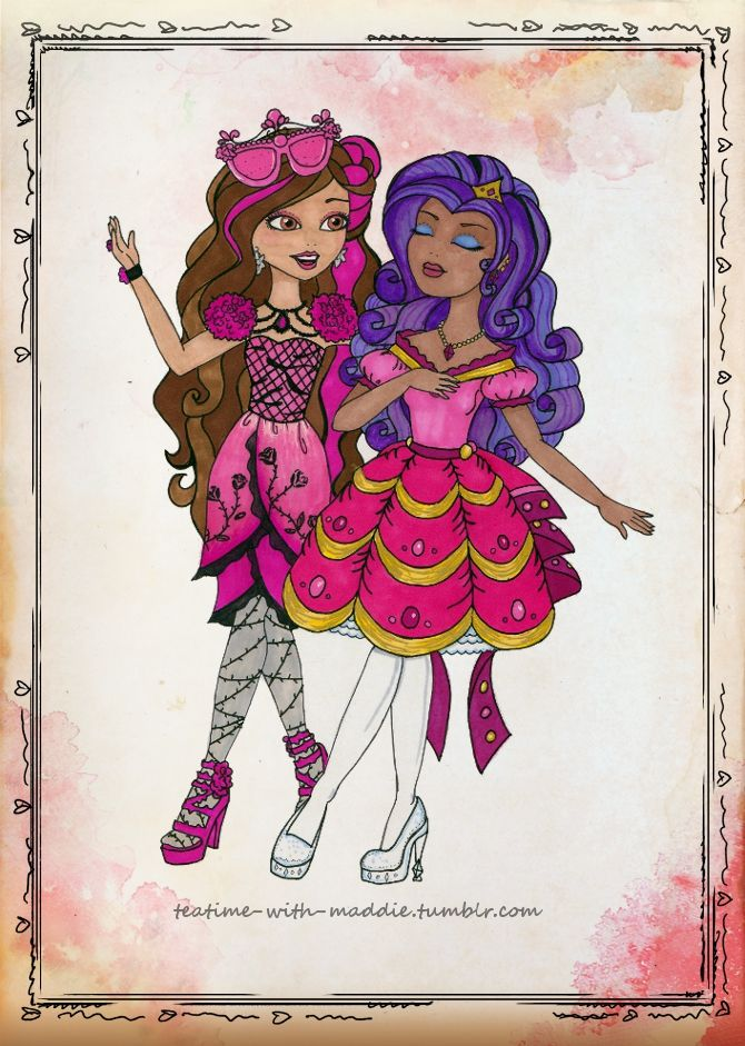 Royal Pink by WhiteHeather I love this!!
