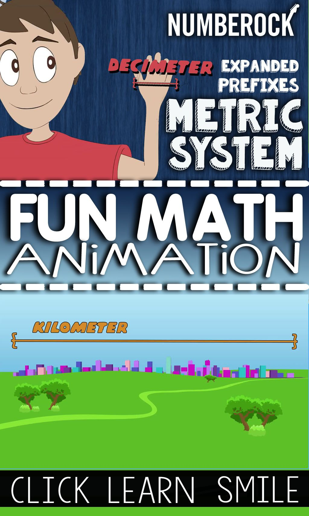 Metric System Lesson Plan And Animated Video