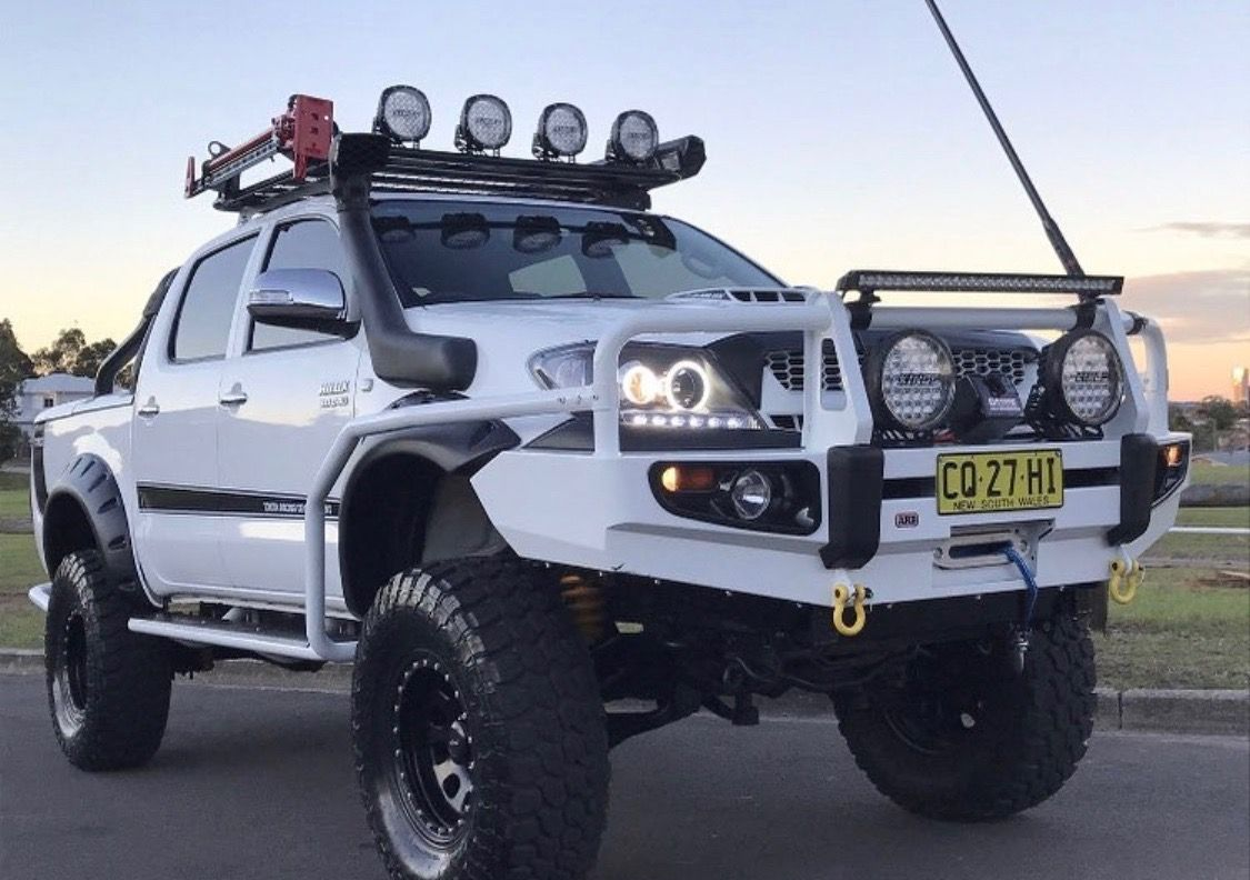 Pin By Reaper On 4x4 Toyota Hilux Ford Trucks Ford Ranger