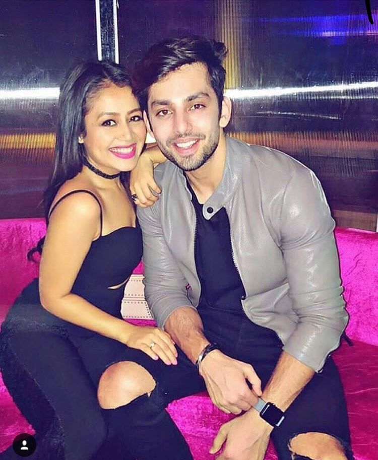 Pin by Hamna on ¢υтє ¢συρℓє Neha kakkar, Cute couples