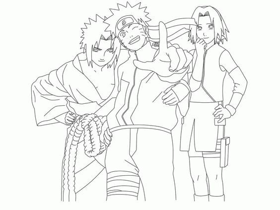 20 Cool Uzumaki Naruto Coloring Pages Class Coloring Lineart