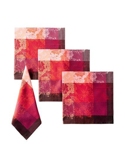 Garnier-Thiebaut Set of 4 Palace Napkins, Ruby, http://www.myhabit.com/redirect/ref=qd_sw_dp_pi_li?url=http%3A%2F%2Fwww.myhabit.com%2Fdp%2FB012SJZPVO%3F
