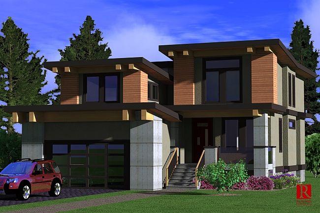 Vancouver Home Designer House Styles Design House Exterior