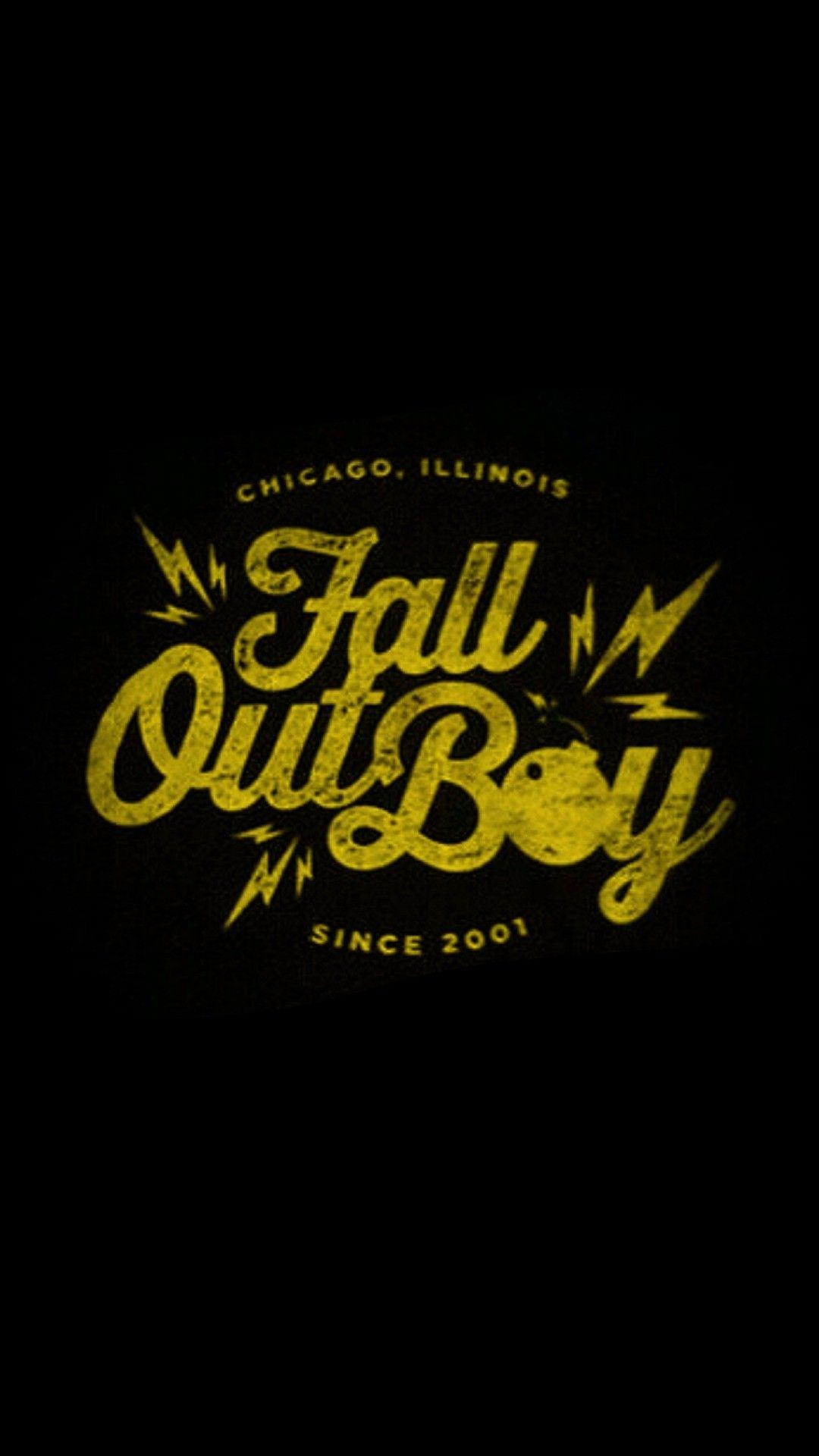 Pin em Boys; Fall Out