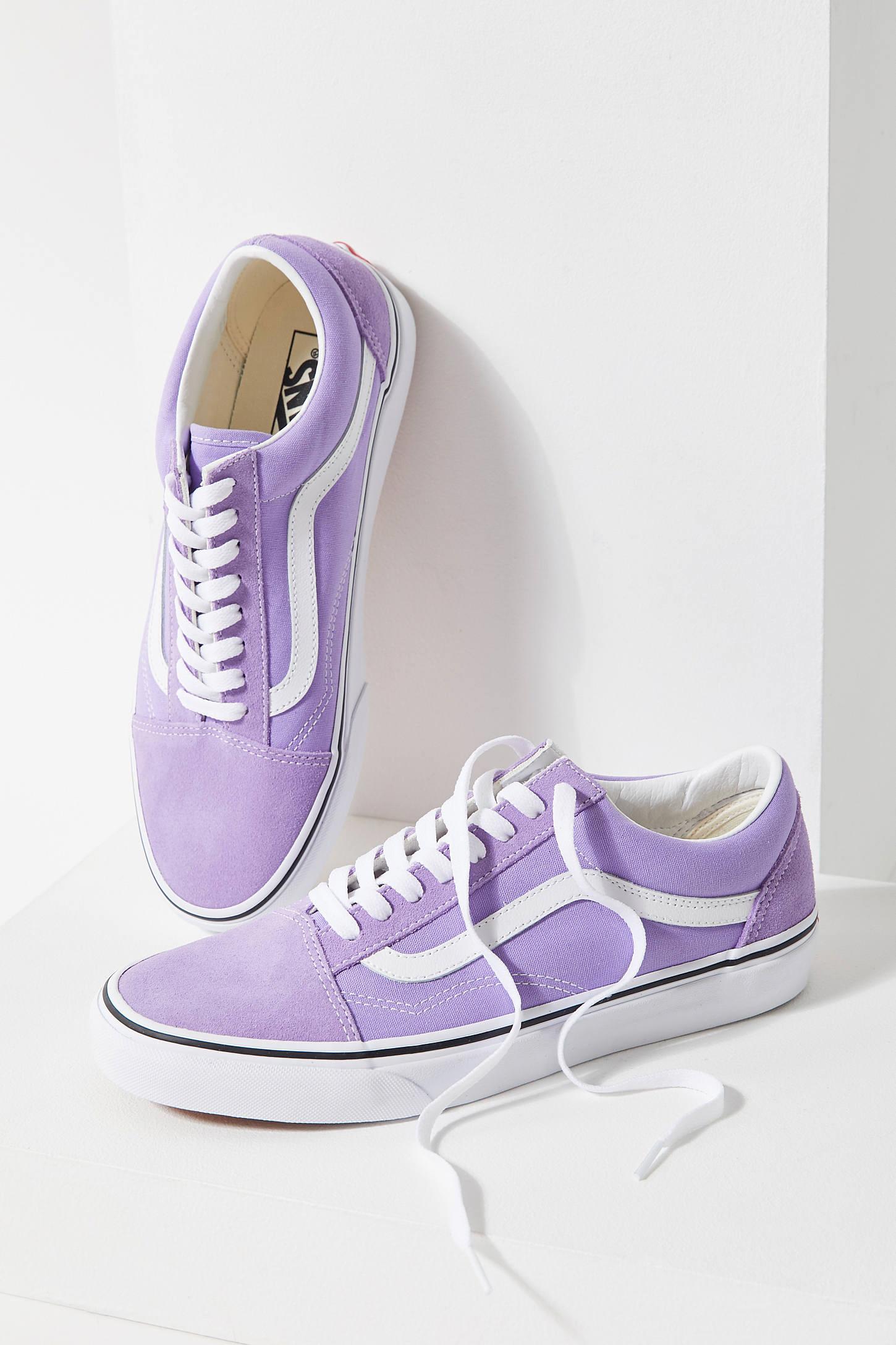 Meilleur prix Vans Le sneaker Old Skool pastel Femme