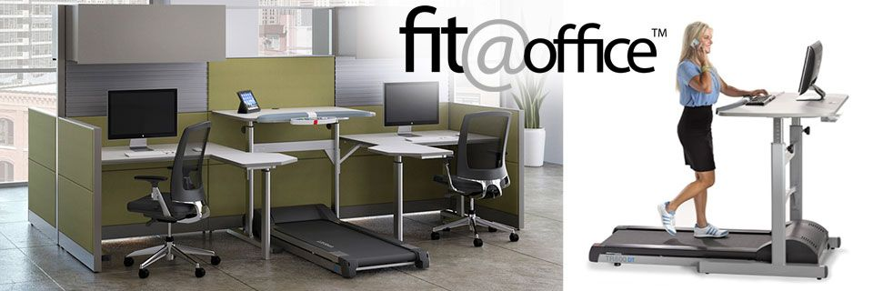 Fit@Office: A Complete Line Of LifeSpan® Treadmill Desks And Bike Desk  Workstations