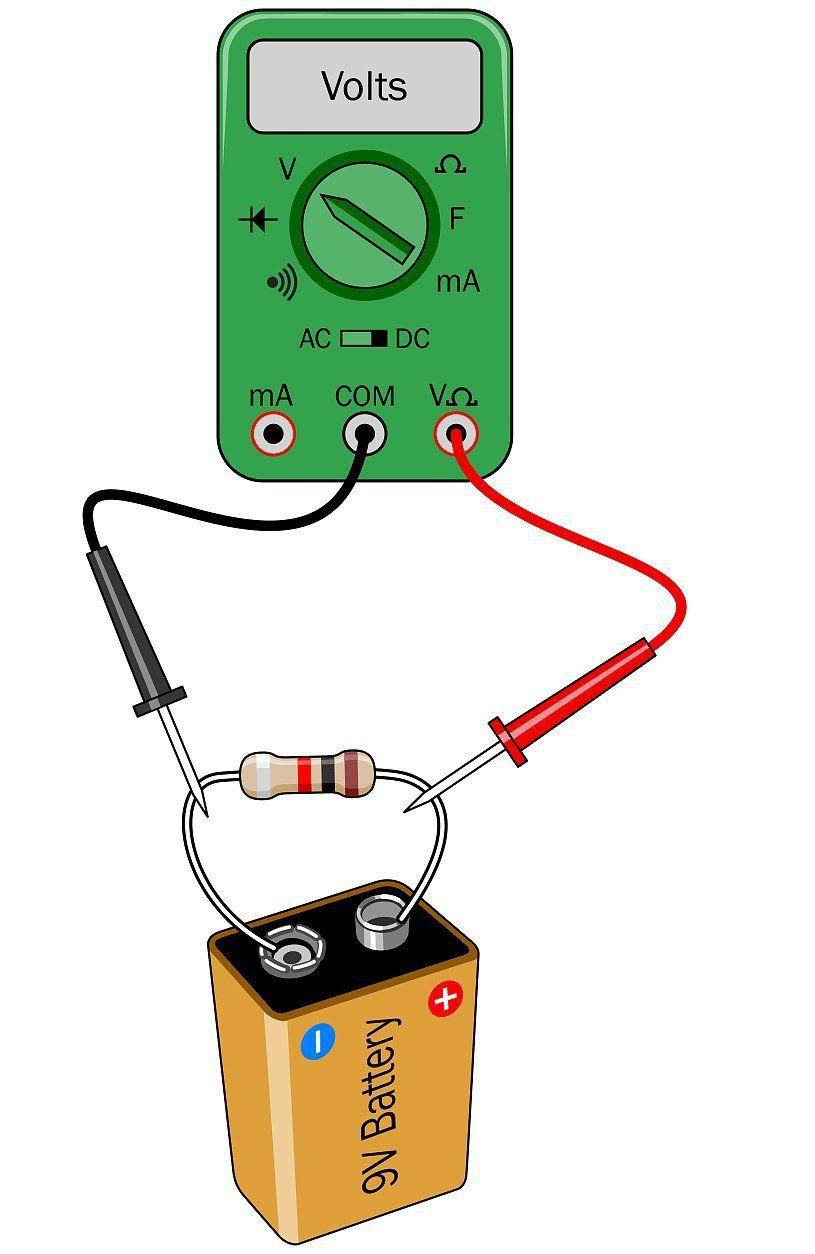 Multimeter Basics Measuring Voltage, Resistance, and