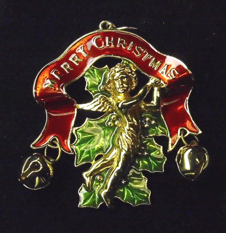 Christmas+Angel,+by+Edward+Berebi,+Ornament+with+bells+