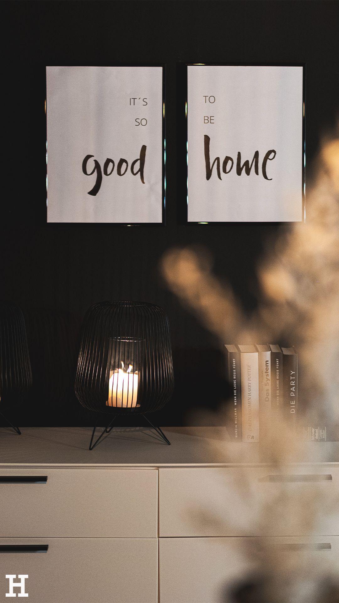Monochrome Ideen für dein Zuhause