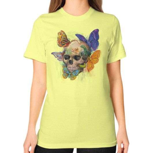 House of Wonders Unisex T-Shirt (on woman)