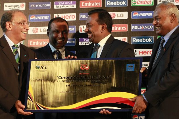 The ICC and SLC have started the ticket sale for the World Twenty20 to be held in Sri Lanka later this year.