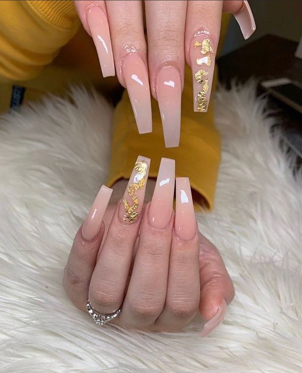 25 ombre color coffin nail styles for girls to try in Spring - Page 2 of 5 - ibaz