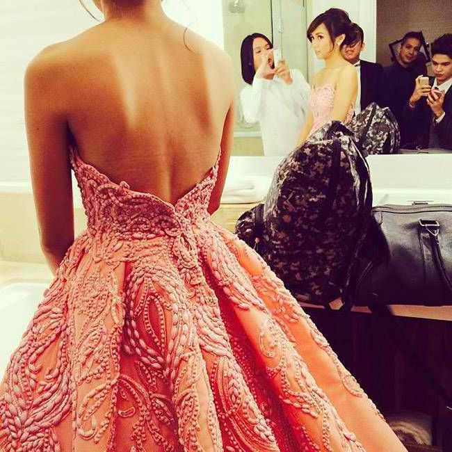 Kathryn Bernardo's Stylish 18th Birthday Party | Kathryn ...