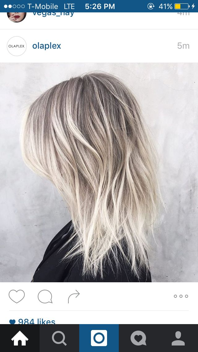Light beach ash #balayage  #blonde                                                                                                                                                     More