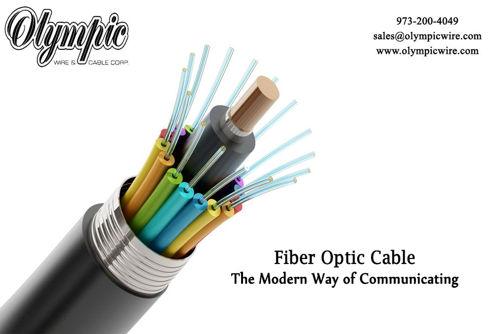 Fiber Optic Cable The Modern Way Of Communicating Fiber Optic Cable Fiber Optic Fibre Optics