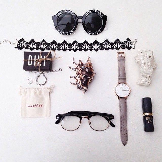 Monday essentials #c