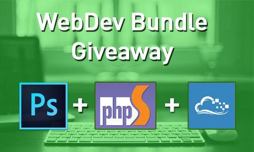 WebDev Giveaway