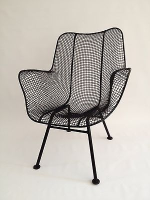 Russell Woodard Sculptura Arm Chair Bonnie Ebay