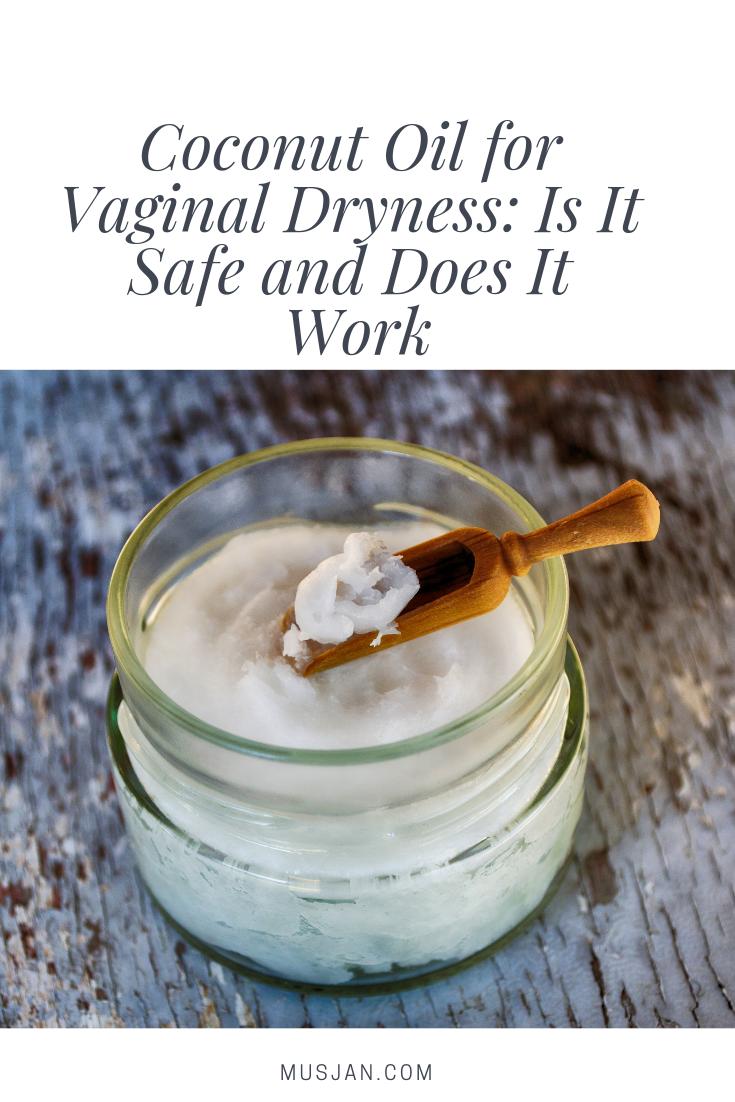 Menopause vaginal dryness recipe