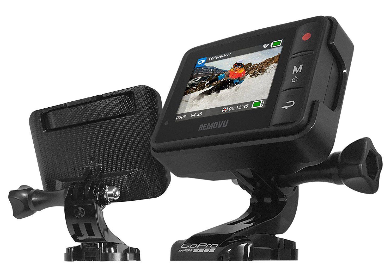 REMOVU R1 Remote Controller/Live Viewer Gopro, Gopro