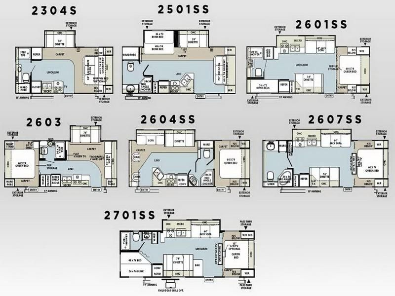 Planning ideas travel trailer floor plans forest river for Is floor a noun