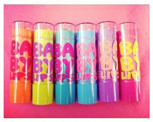 Baby lips want them all ahh it hurts.