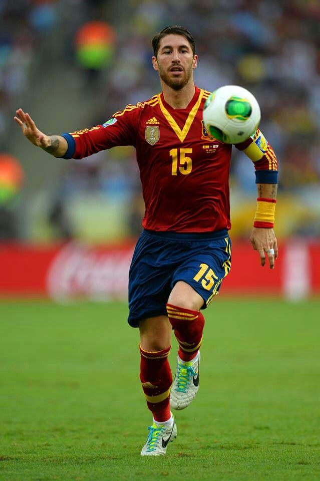 Sergio Ramos #15 #Spain