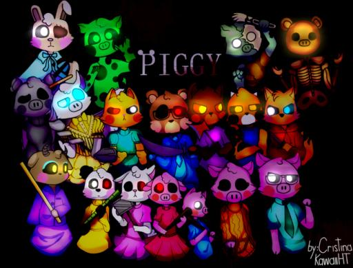 Minitoon Roblox Piggy Twitter Pin On Roblox Piggy Alpha