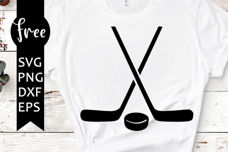 Hockey Sticks Svg Free Sport Svg Puck Svg Instant Download Silhouette Cameo Shirt Design Hockey Puck Svg Fre In 2020 Cute Shirt Designs Sports Svg Hockey Shirts