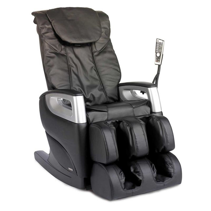 Cozzia 16018 Feel Good Series Shiatsu Massage Chair   Massage Chairs