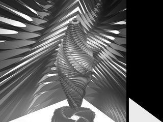 Wind Turbine Light 3d printed