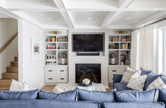 Tour Former Bachelorette Jillian Harris' Cozy Canadian House: 'I'm Happiest and Most Content at Home'