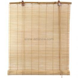 Store Enrouleur Baguettes 40 X 180 Cm Bambou Naturel Rideau Voilage Store Store Enrouleur Store Fenetre Stores