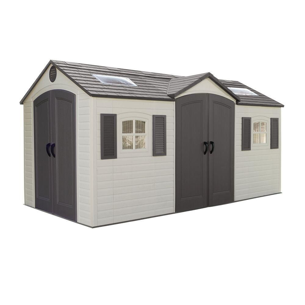 Garden Storage Shed Outdoor Sheds