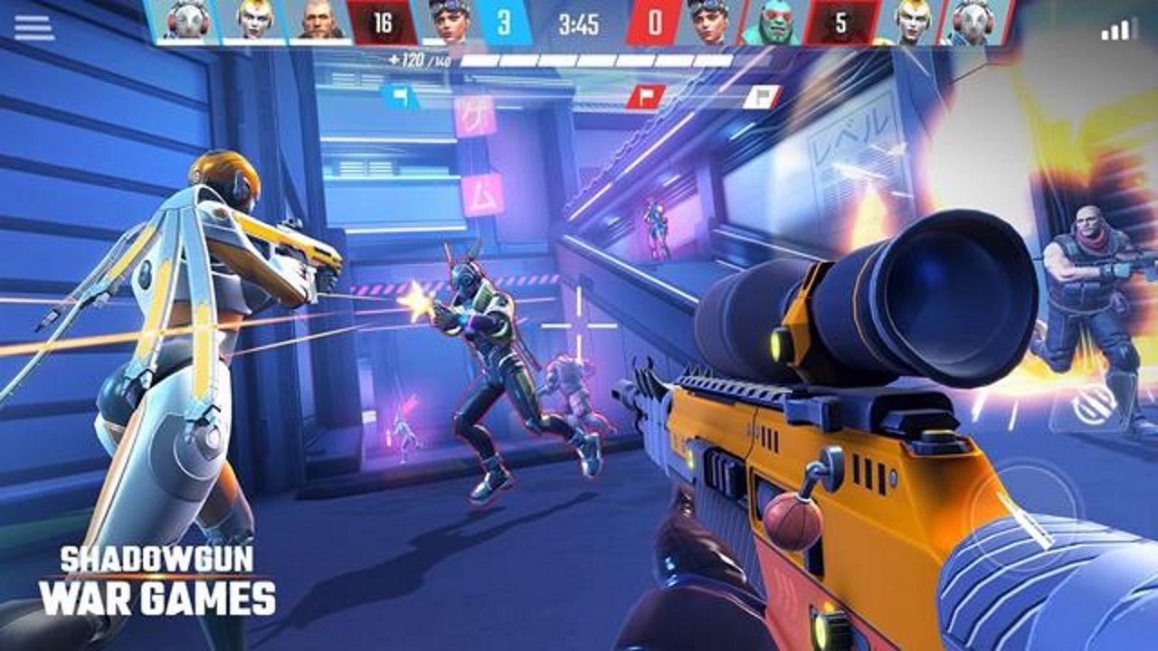 Shadowgun Legends One Of The Best Shooter Games In 2020 Ios Games Best Android Games Best Games