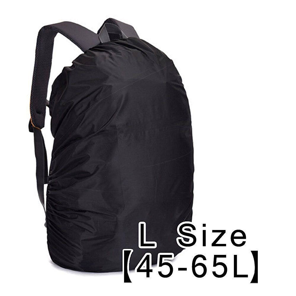 Outdoor Waterproof Dust Rain Cover Travel Camping Backpack Hiking Bag Ruck UKPL