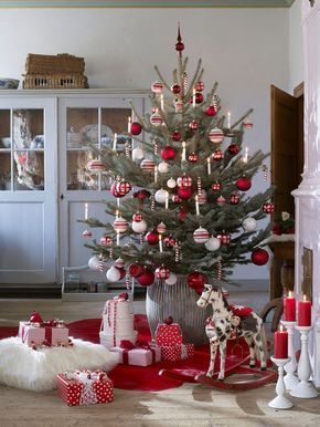 Schwedische Weihnachten - Mehr im Westwing Magazin #kerstboomversieringen2019