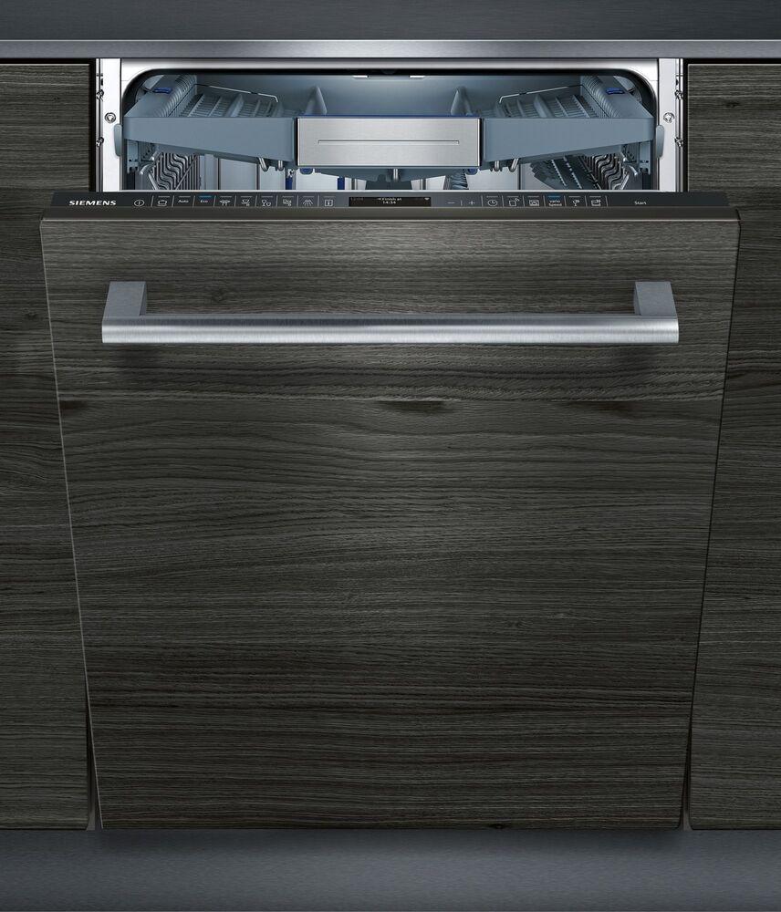 Details Zu Siemens Sx758x46te Iq500 Vollintegrierbarer Geschirrspuler 60 Cm Eek A Geschirrspuler Einbaugeschirrspuler Vollintegrierter Geschirrspuler