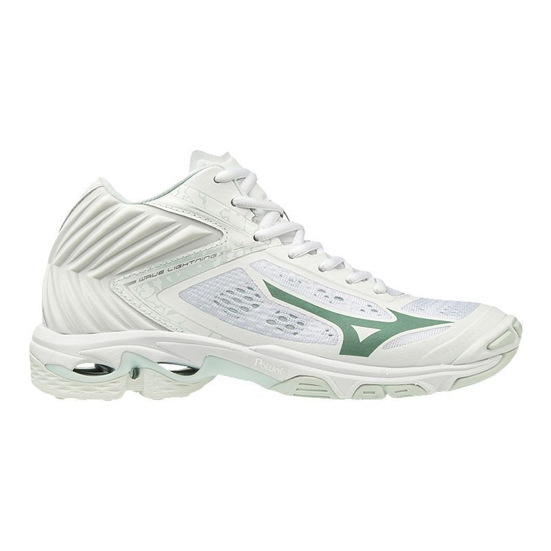 mizuno women's wave lightning z5 indoor court shoe yellow