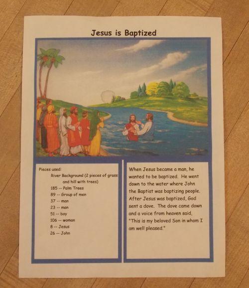 Betty Lukens Through the Bible in Felt (Teacher's Manual ...