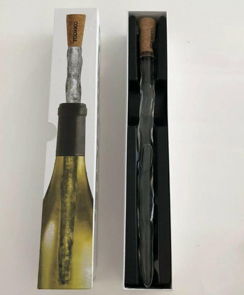 Chill Pefect Wine Chiller /& Aerator