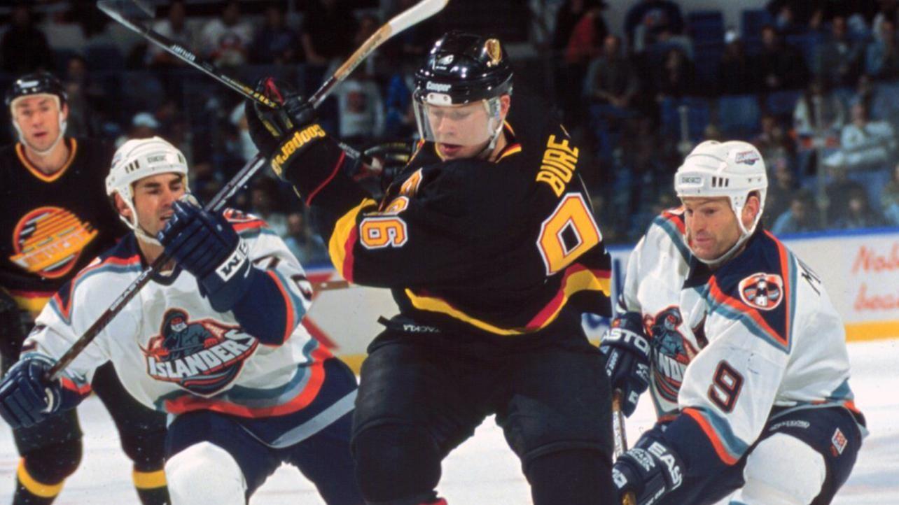 Pavel Bure 100 Greatest Nhl Players Nhl Players Nhl Hockey Players Nhl