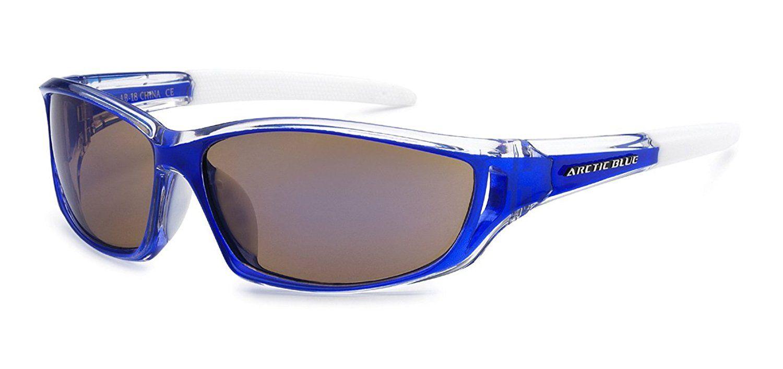5Zero1 Arctic Blue Men Women Mirror Shatterproof Active