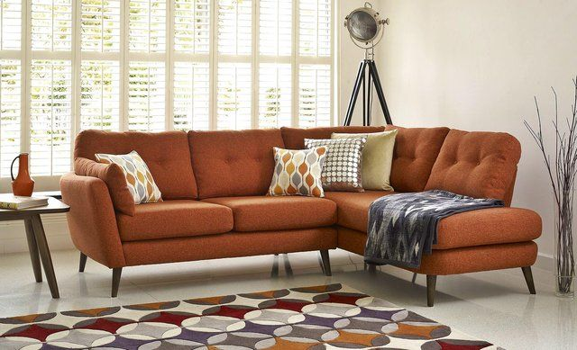 Phenomenal Brand New French Connection Zane Corner Sofa Right Facing Dailytribune Chair Design For Home Dailytribuneorg