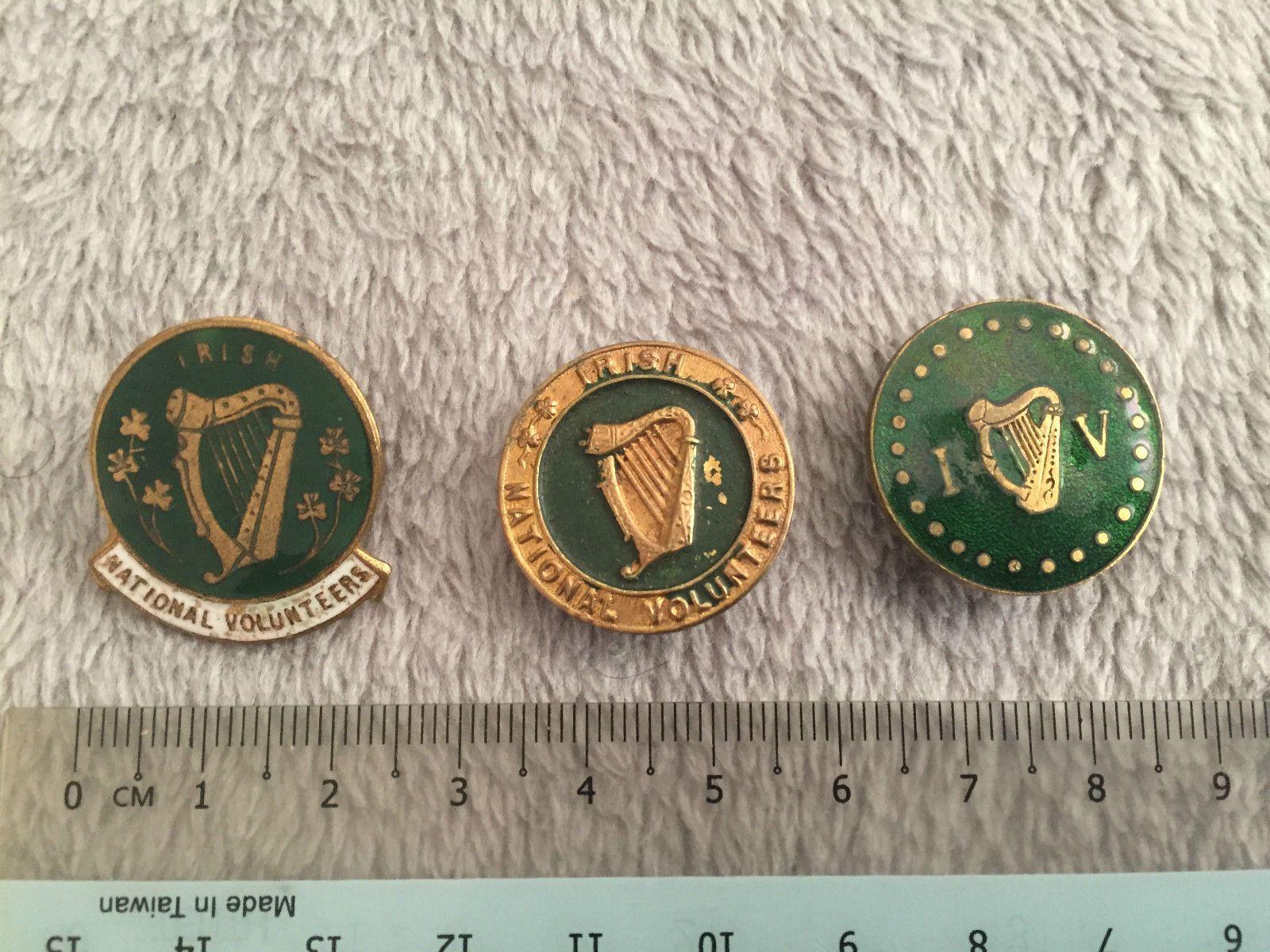 Eire Irlande Broches Badges