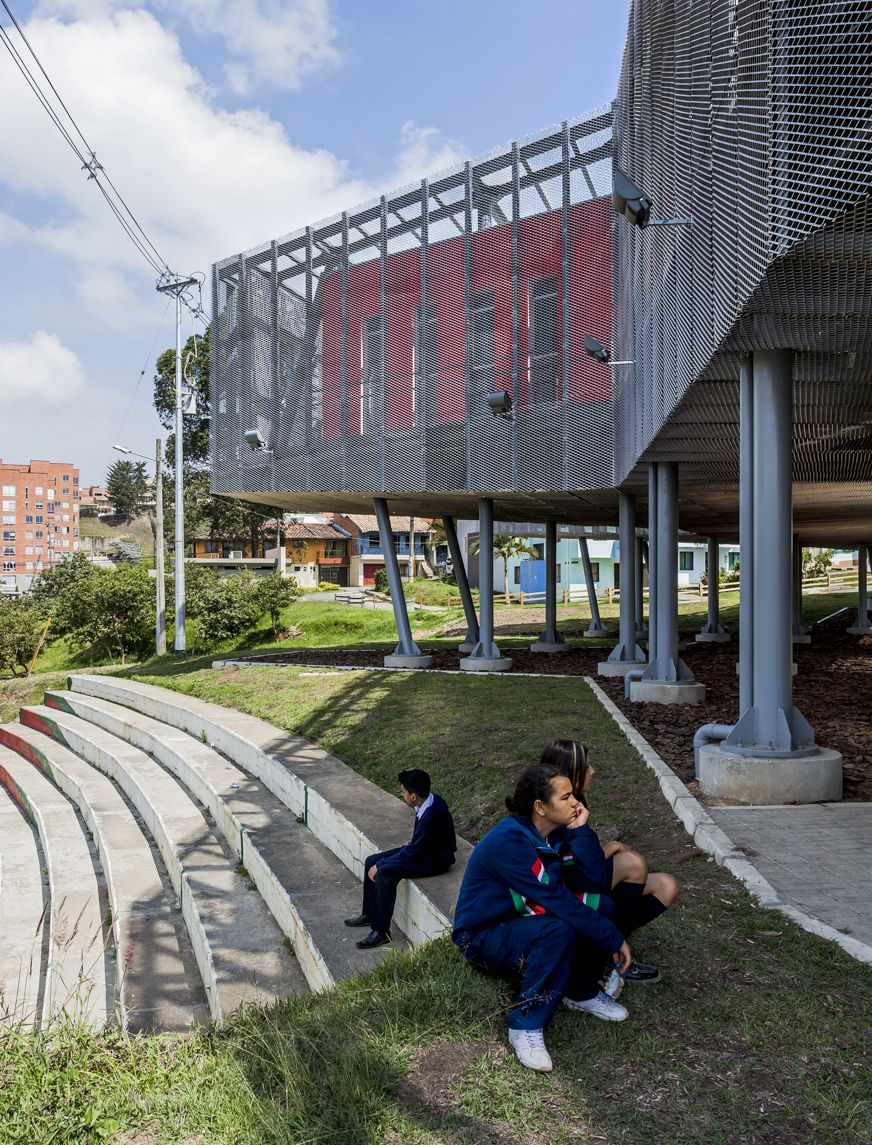 Gallery of Marinilla Educational Park / El Equipo de Mazzanti  - 10