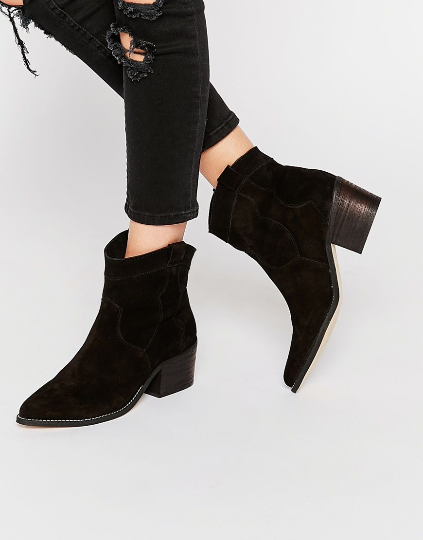 Cowgirl boots new look